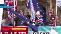 Brexit dur, camp de migrants en Bosnie, cosplay géant en Italie … Eurozapping du 1er novembre