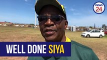 "WATCH | ""Mission accomplished, you have made us proud' - Siya's Kolisi's mentor on Springboks' win"