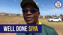 "WATCH | ""Mission accomplished, you have made us proud' - Siya's Kolisi's mentor on Springboks' win"