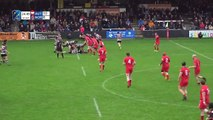 REPLAY AUSTRIA / NORWAY - RUGBY EUROPE CONFERENCE 2 NORTH 2019/2020