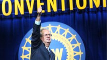 Under Cloud Of Fed Probe, UAW Union President Takes Paid Leave Of Absence