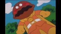 アンパンマンとからくちカレーパンマン Anpanman and Spicy Currypanman