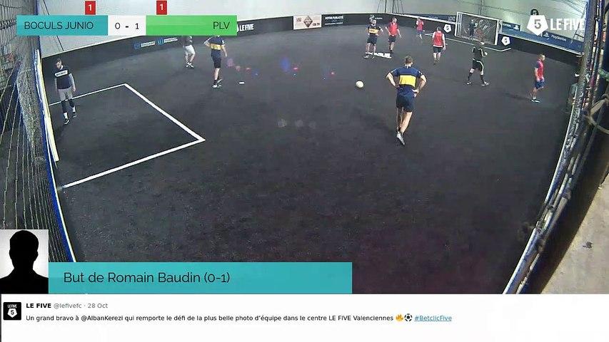 BOCULS JUNIOR Vs PLV - 05/11/19 20:30 - Tuesday Ligue5 - Automne 2019 - LE FIVE Orléans Fleury