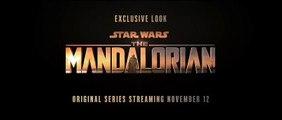 The Mandalorian Star Wars - Trailer - One Week Away
