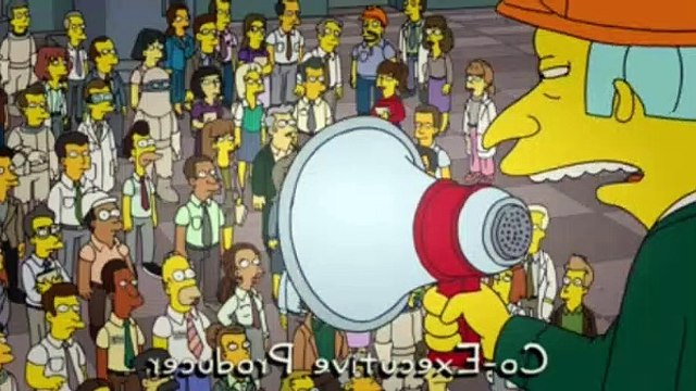 The Simpsons Season 30 Episode 23 Crystal Blue-Haired Persuasion