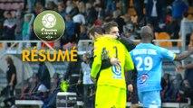 Clermont Foot - Le Mans FC (0-1)  - Résumé - (CF63-LEMANS) / 2019-20
