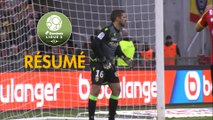 RC Lens - FC Lorient (1-0)  - Résumé - (RCL-FCL) / 2019-20