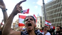 Trump Admin Withholds Aid To Lebanon