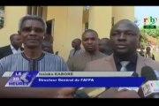 RTB/Atelier de sensibilisation des entreprises sur la problématique du financement des plans de formation à Bobo-Dioulasso