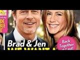 Brad Pitt, Jennifer Aniston, bébé, une fortune dépensée, leur projet secret (photo)