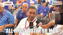 PAS members must vote for MCA, Berjasa doesn't have our blessing, says Takiyuddin