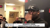 Derrick Lewis Outlasts Blagoy Ivanov In All-Out UFC 244 Brawl