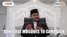 Mujahid: Don't use mosques to campaign for by-election