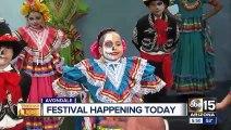 Dia de los Muertos festival happening in Avondale