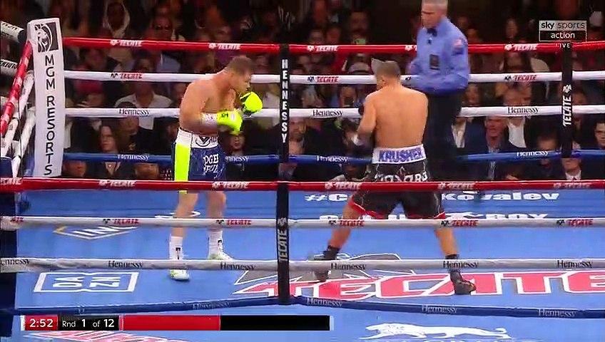 Saul Alvarez vs Sergey Kovalev (02-11-2019) Full Fight