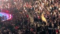 Le président américain Donald Trump hué par des spectateurs d'une soirée de combats d'arts martiaux mixtes (MMA) à New York