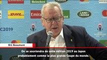 """CdM 2019 - Beaumont : """"Probablement la plus grande Coupe du monde"""""""