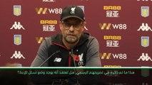 كرة قدم: الدوري الممتاز: كلوب يرد على قرار حكم الفيديو بمسألة فيرمينو