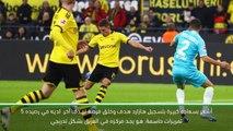 كرة قدم: البوندسليغا – فافر سعيد بهدف هازارد الأول مع دورتموند