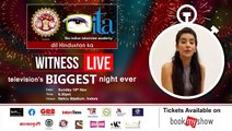 Charu Asopa Performing LIVE in ITA Awards, Indore