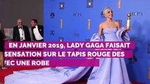 Quand une femme vend aux enchères une robe de Lady Gaga... laissée dans un hôtel