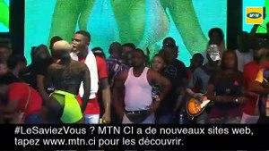 """Concert Ariel Sheney - Maria Mobil """"Enflamme"""" le palais de la culture"""