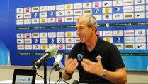 """Mécha Bazdarevic (Paris FC) :  """"Un résultat très difficile à accepter"""""""