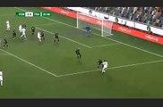 Pordenone 2 - 1 Trapani Luigi Alberto Scaglia (Penalty) Goal 03.11.2019 ITALY Serie B