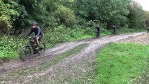 VTT - Saint-Ghislainoise : ils n'ont pas évité la boue