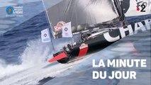 TRANSAT JACQUES VABRE - Minute du jour France Télévisions - 03/11/2019
