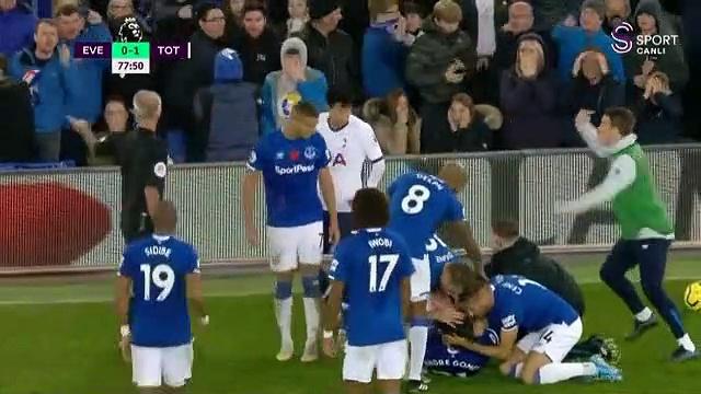 Everton'ın yıldızı Andre Gomes'in ayak bileği kırıldı