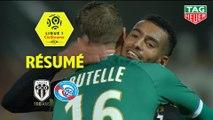 Angers SCO - RC Strasbourg Alsace (1-0)  - Résumé - (SCO-RCSA) / 2019-20