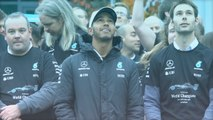 Hamilton's title-winning season in numbers