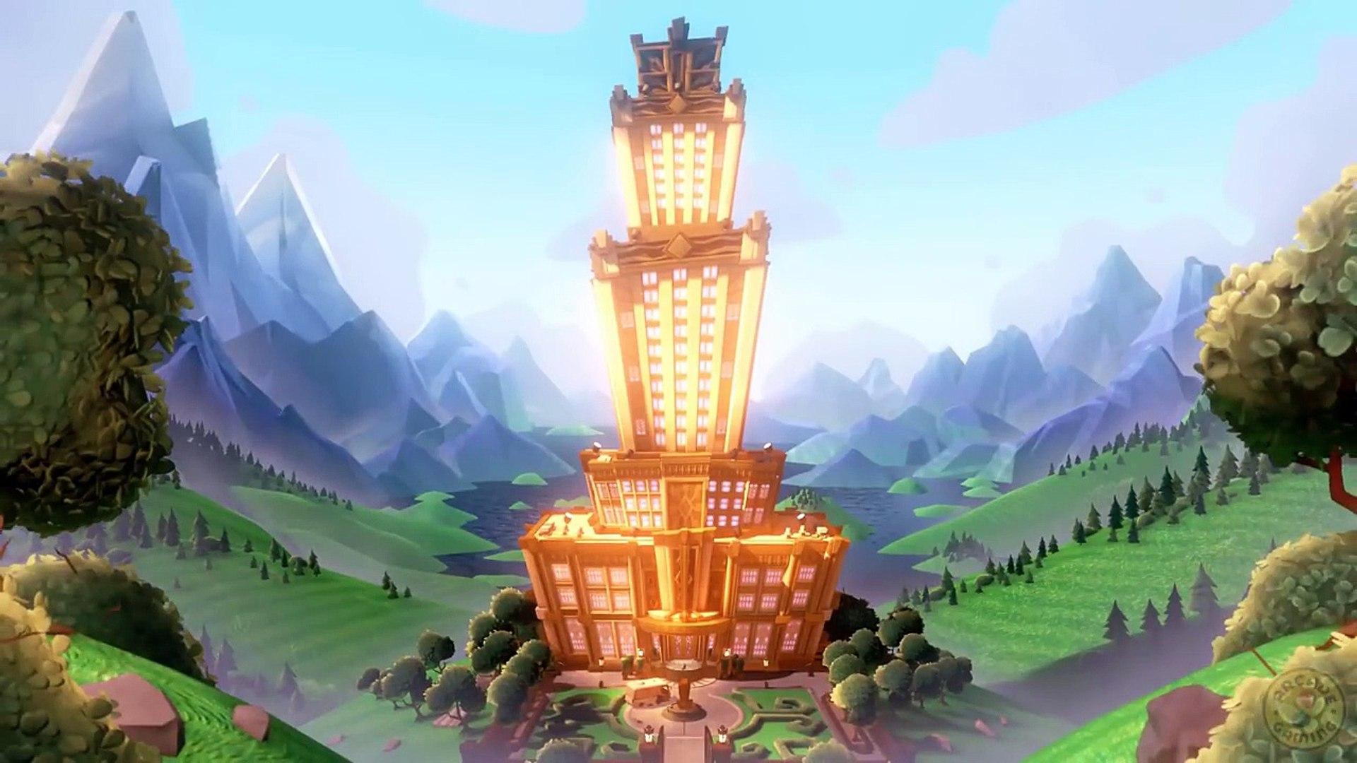 Luigi S Mansion 3 Walkthrough Gameplay Part 1 The Last Resort Hotel