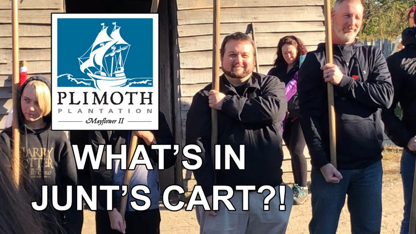 What's in Junt's Cart? - Plimoth Plantation