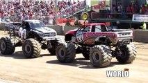 Amazing monster truck crash - monster truck - rammunition monster truck