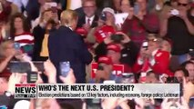 2020 U.S. Presidential election predictions based on 13 keys: Allan Lichtman