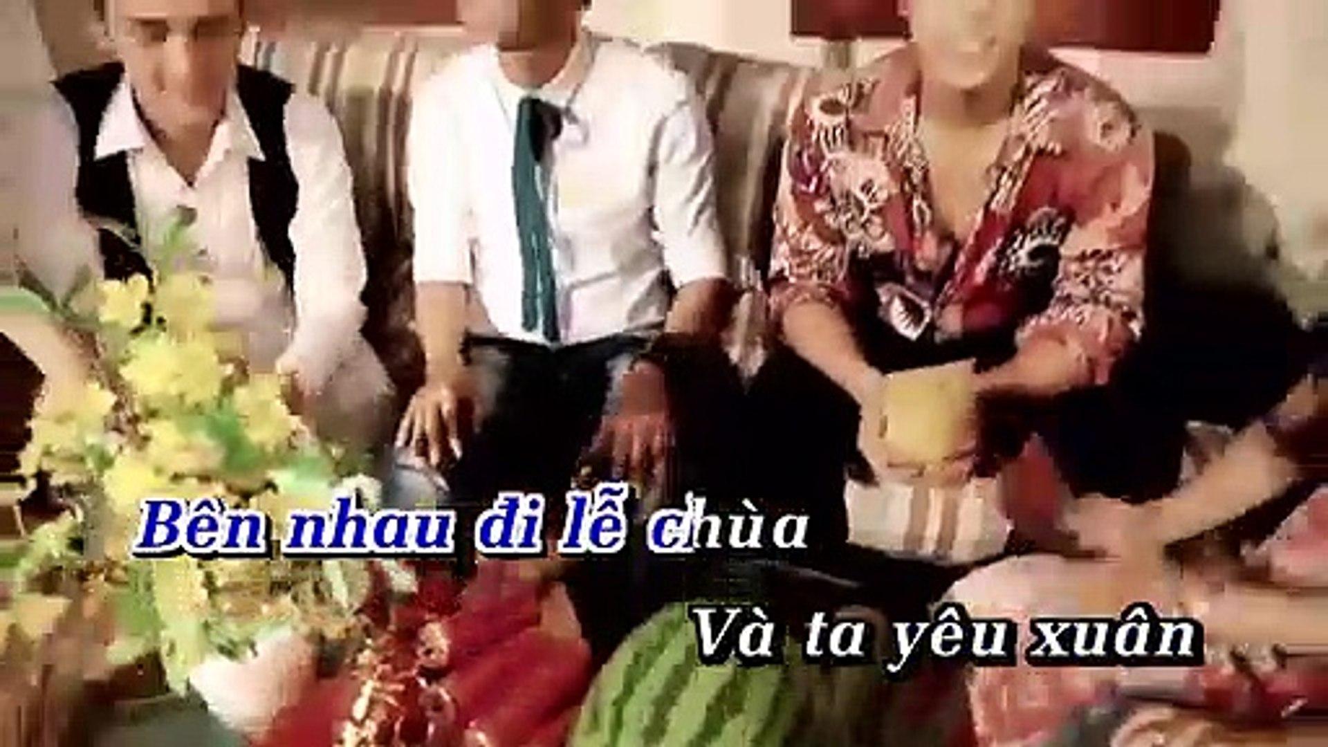 [Karaoke] Mời Thăm Nhà Tôi Ngày Xuân - Hamlet Trương [Beat]