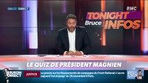 """Qui a déclaré : """"nous n'avons plus un centime !"""" ?... Relevez le quiz du Président Magnien ! - 06/11"""