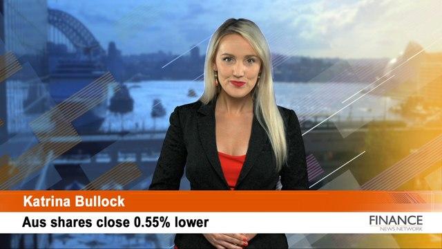 Macquarie downgrades Blackmores: Aus shares close 0.6% lower