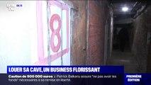 À Paris, louer sa cave est un business florissant