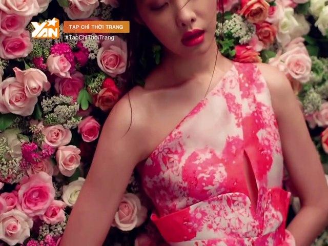 TẬP CHÍ THỜI TRANG II Những dấu ấn đẹp của làng thời trang 2014 II YANNEWS   Godialy.com