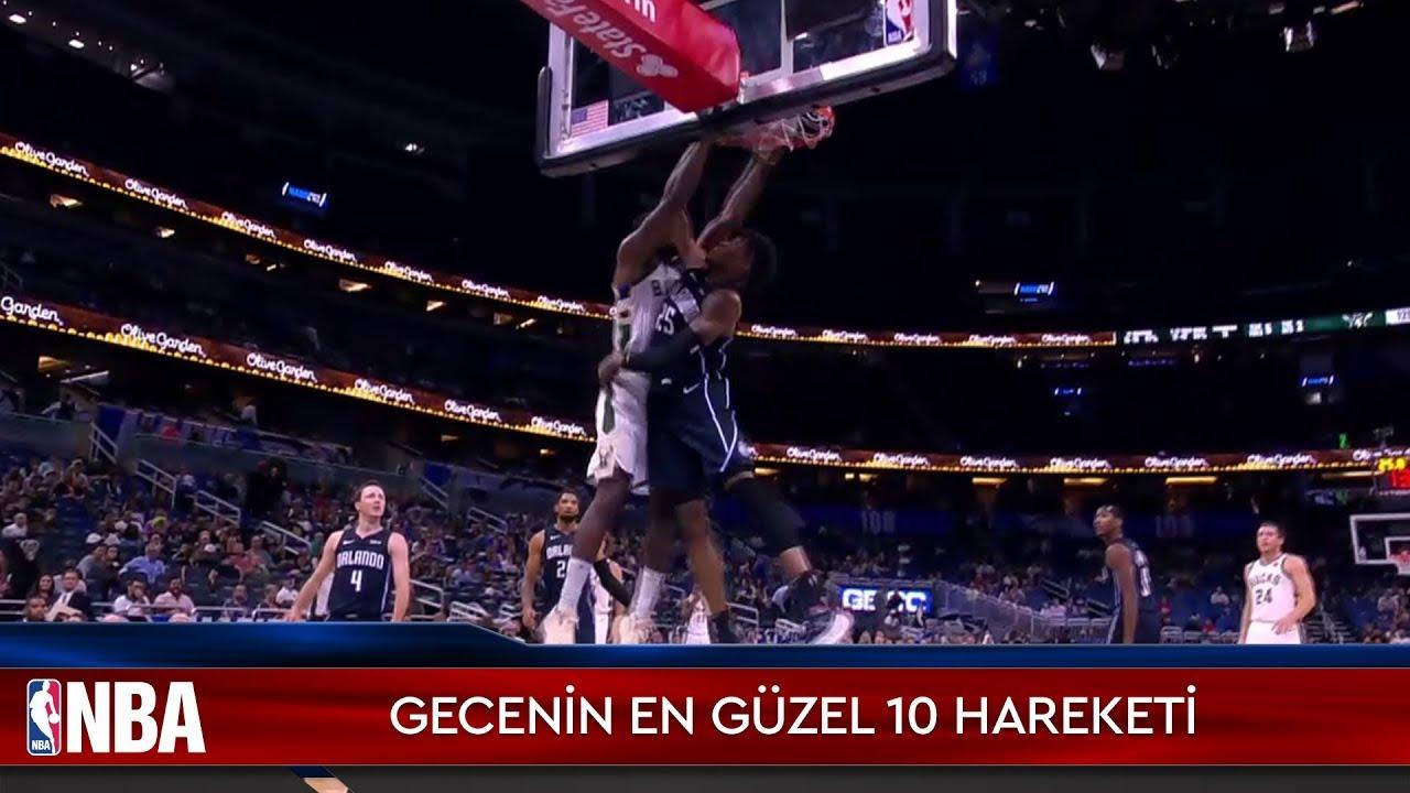 NBA'de Gecenin En Güzel 10 Hareketi | 2.11.2019