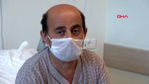 Denizli 12 yıllık diyaliz hastası doğum gününde böbrek nakliyle yaşama tutundu