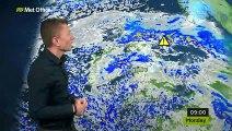 Metoffice UK National weather forecast | November 4th 2019