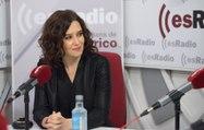 Federico Jiménez Losantos entrevista a Isabel Díaz Ayuso