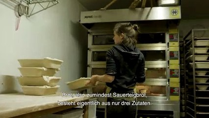 Treffen sie unsere einheimischen: Linde, der Bäcker [GERMAN]