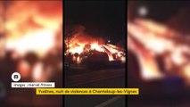 Yvelines : deux enquêtes ouvertes après l'incendie du centre culturel de Chanteloup-les-Vignes