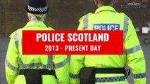 History of police scotland