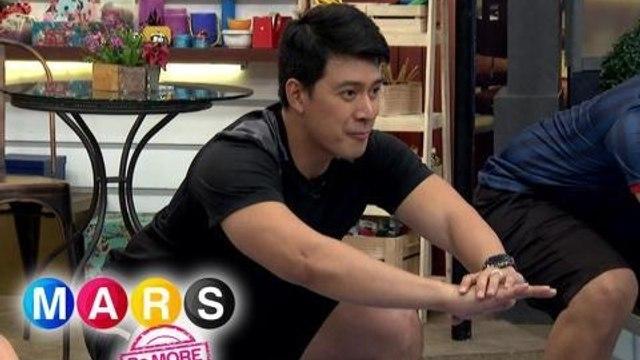 Mars Pa More: Mike Tan's post-workout routine   Push Mo Mars